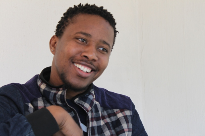 Wandisile Booi (27), who prefers to be called Wander Booi.